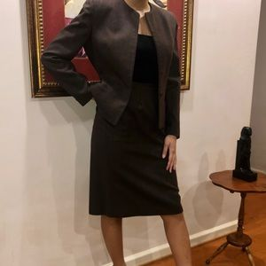 Vintage Sir for Her Business Skirt Suit
